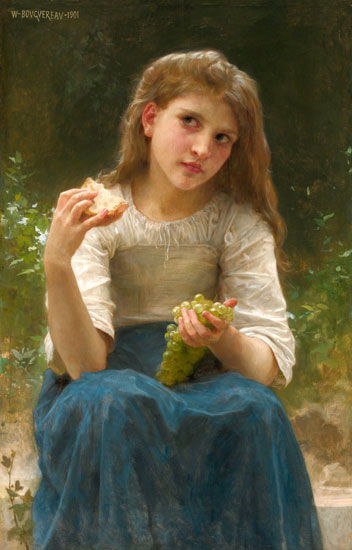 Afternoon Tea, William Bouguereau