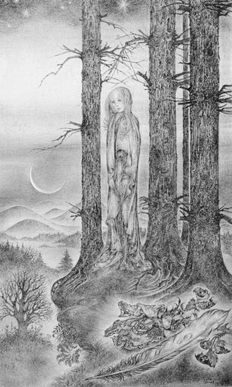 Alone, Sulamith Wulfing (12X20)