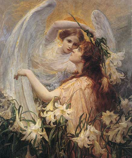 The Angel's Message George Hillyard Swinstead