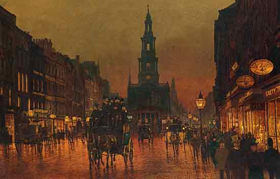 Thr Strand, Arthur E Grimshaw