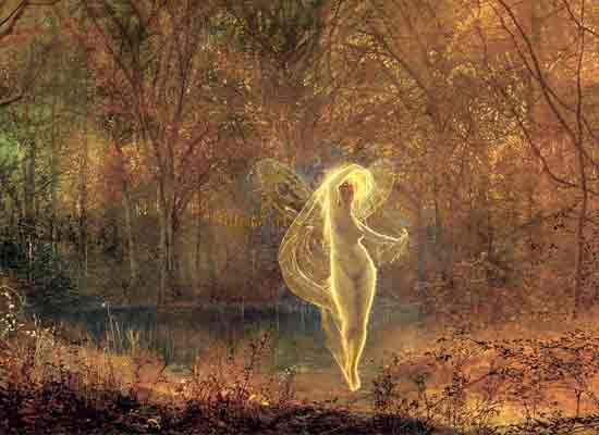 Autumn, John Atkinson Grimshaw (16X22)