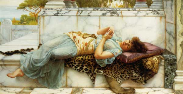 The Bethrothed, Godward