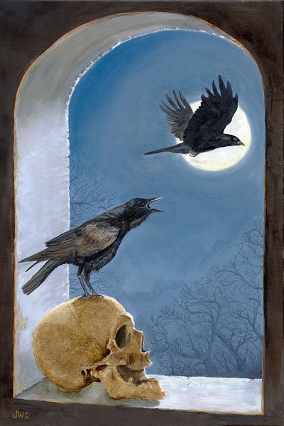 Blackbird Singing in the Dead of Night, Joyce Gibson