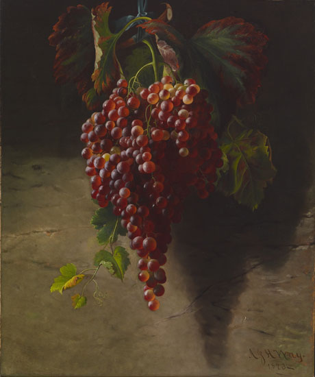 A Bunch of Grapes, Andrew John Henry Way (18x22)