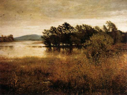 Chill October, Sir John Everett Millais