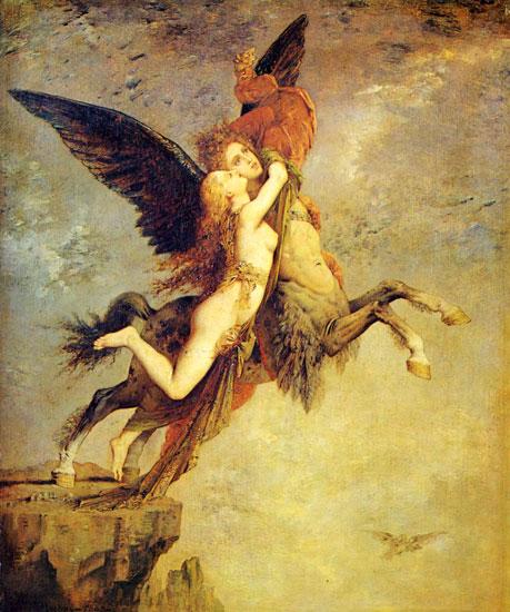 Chimera, Gustave Moreau