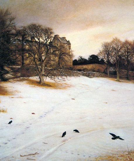 Christmas Eve, Sir John Everett Millais