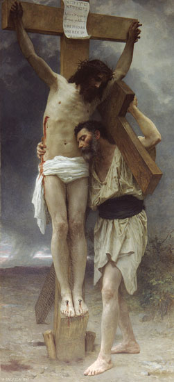 Compassion, Bouguereau (16X35)