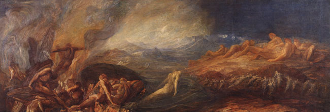 Creation, George Frederic Watts