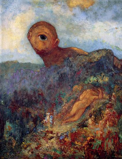 Cyclops, Odilon Redon
