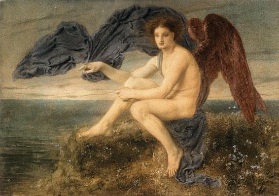 Dawn, Simeon Solomon