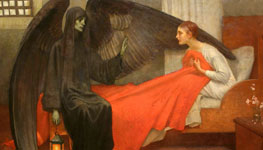 Death and the Maiden Marianne Stokes