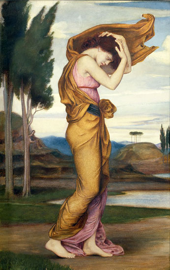Deiandra, Evelyn De Morgan (16X25.5)