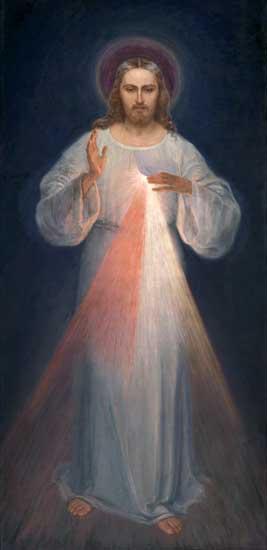 Divine Mercy,  Eugene Kazimierowski