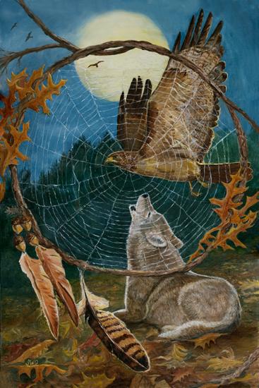 Dreamcatcher, Joyce Gibson