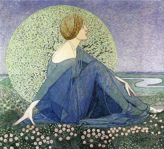 Dreams II, Heinrich Vogeler