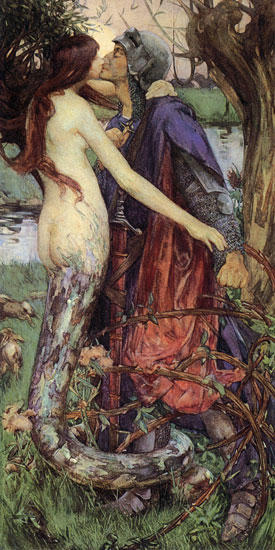The Kiss of the Enchantress, Gloag