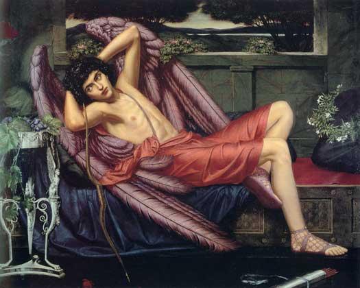 Meteyard Sidney Harold - Peintre dans Peinture Eros-L