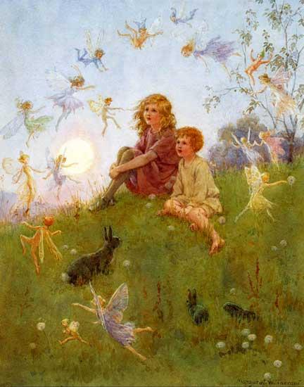 Fairies, Tarrant (11x14)