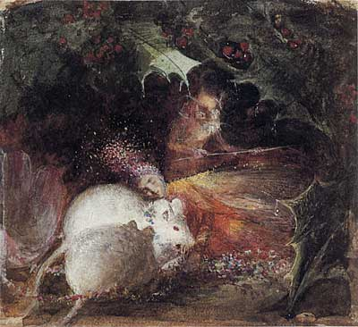 Holly and White Mice, Fitzgerald, Fitzgerald
