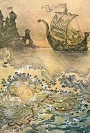 Floating Sulamith Wulfing