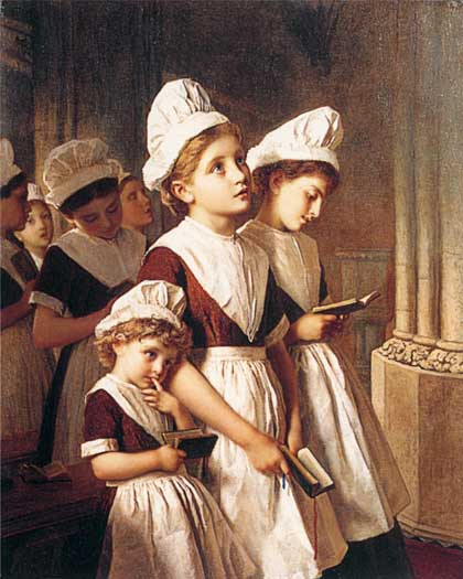 Foundling Girls, Sophie Anderson