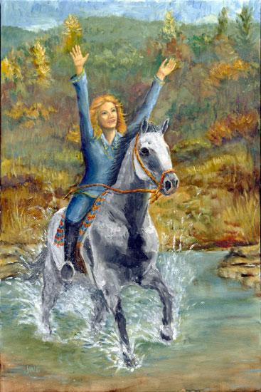Freedom, Joyce Gibson