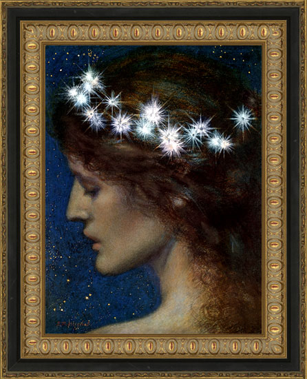 Star of Heaven,  Edward Robert Hughes