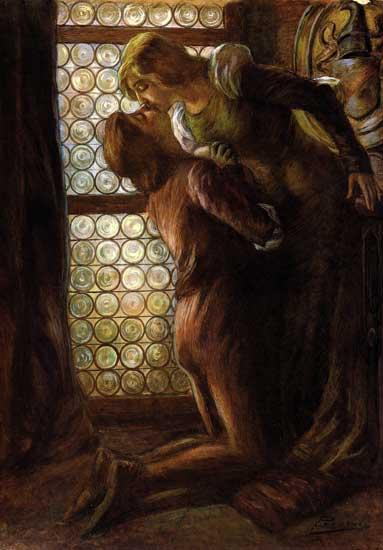 Romeo and Juilet, Previati (16X23)