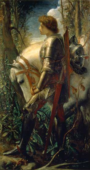 Sir Galahad, George Frederic Watts