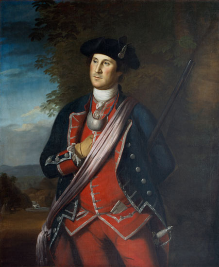 George Washington, Peale (20X24)