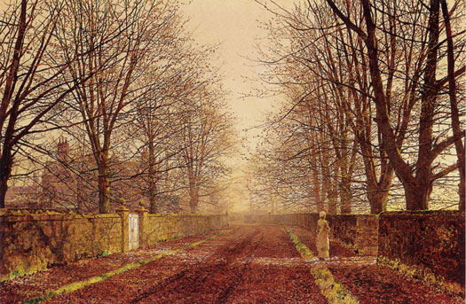 Golden Light, John Atkinson Grimshaw
