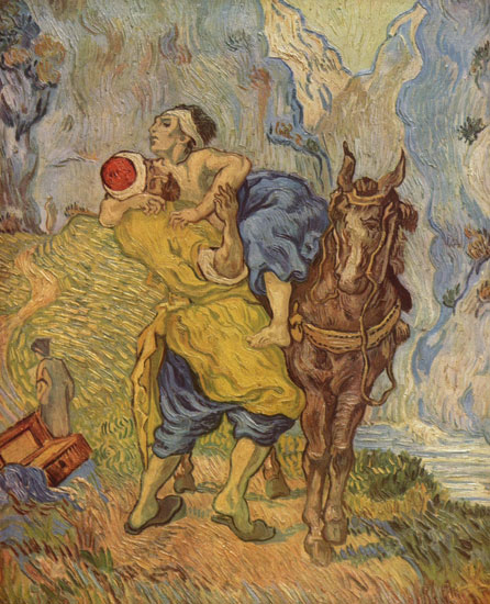 The Good Samaritan, Vincent van Gogh