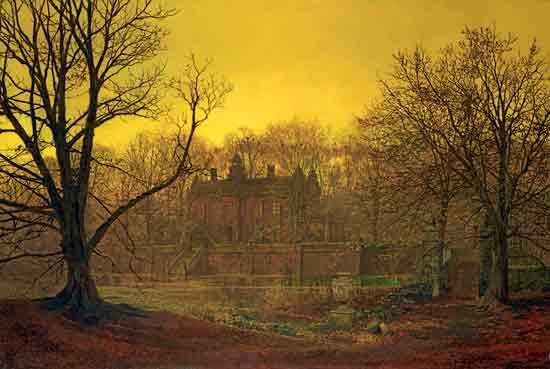 Yorkshire Home, Grimshaw (16X23.8)