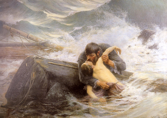 Farewell, Alfred Guillou