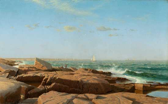 Narragansett Bay, Haseltine (18X29)