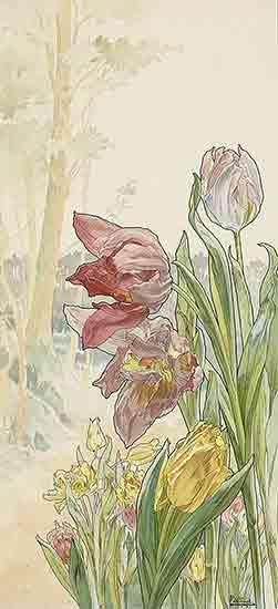 Tulips, Henri Privat-Livement