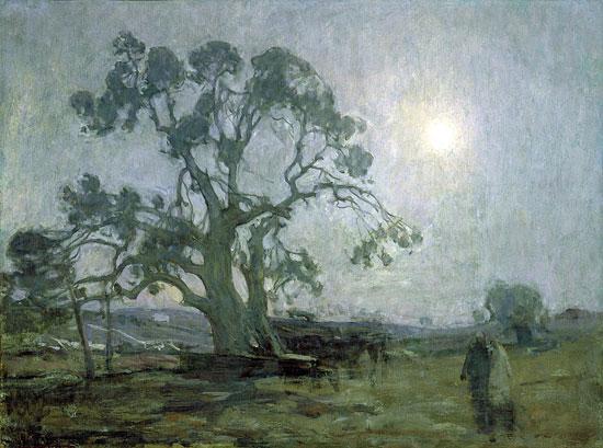 Abraham's Oak, Henry Ossawa Tanner