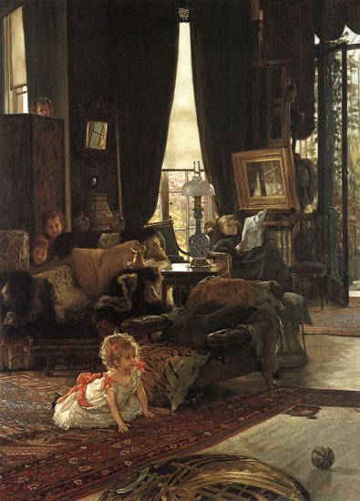 Hide and Seek, James Joseph Jacques Tissot