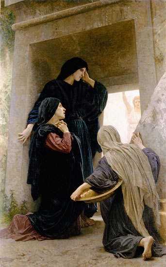 Holy Women at the Tomb, William-Adolphe Bouguereau