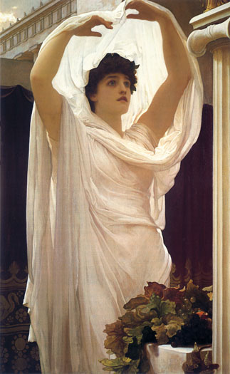 Invocation, Leighton (16X26)