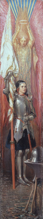 Joan of Arc, Theodore Blake Wirgman