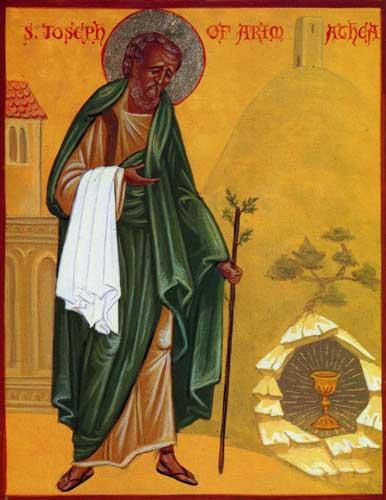 Joseph of Arimathea (16X22)