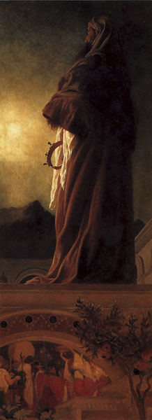 Star of Bethlehem, Fredrick Leighton