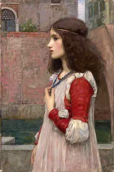 Juliet, John William Waterhouse