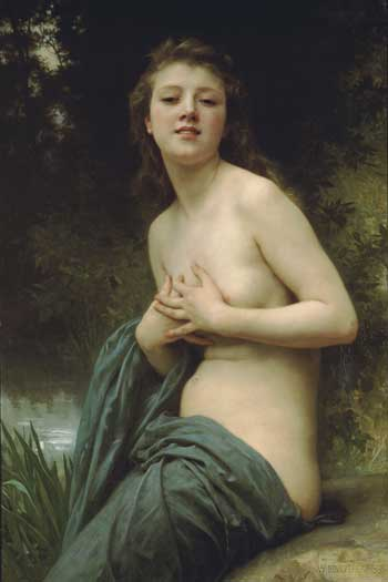 La Brie du Printemps, William Bouguereau