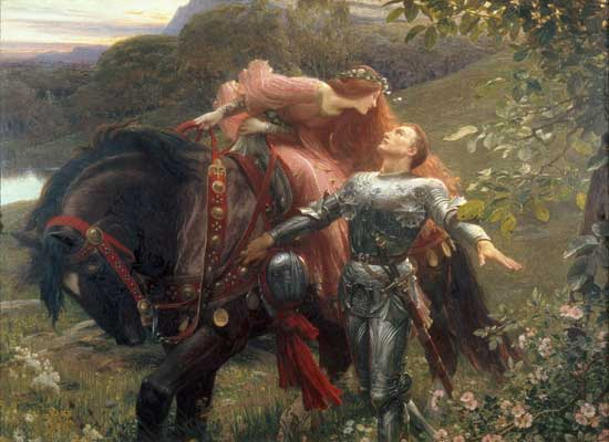 LaBelle Dame sans Merci, Sir Frank Dicksee