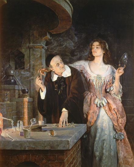 The Laboratory, Hon. John Collier