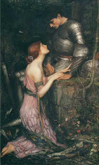 Lamia, John William Waterhouse