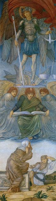 The Last Judgment,1, Edward Burne-Jones
